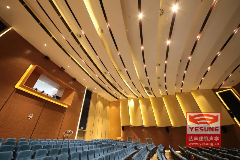 成都剧院声学装修设计效果图片